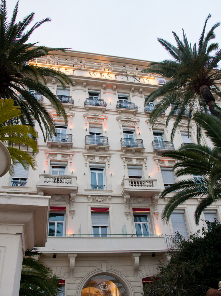 Hotellimme Hotel West End Promenade des Anglais