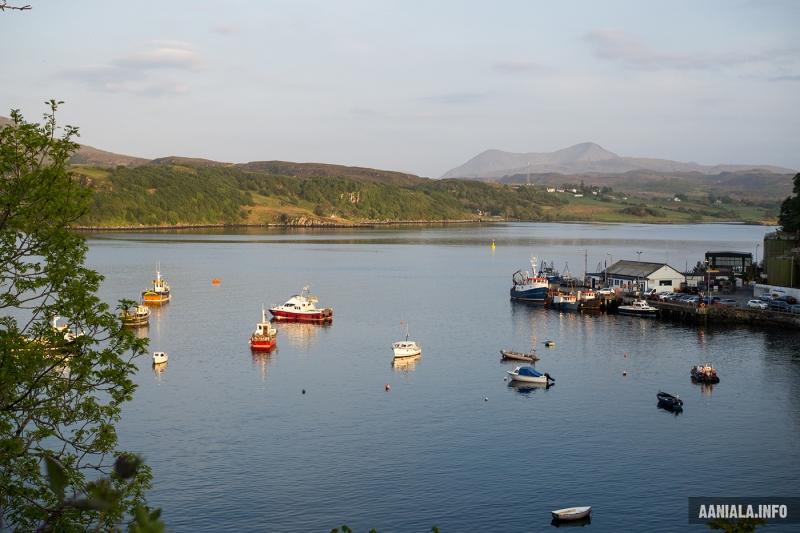Portree - Skotlanti
