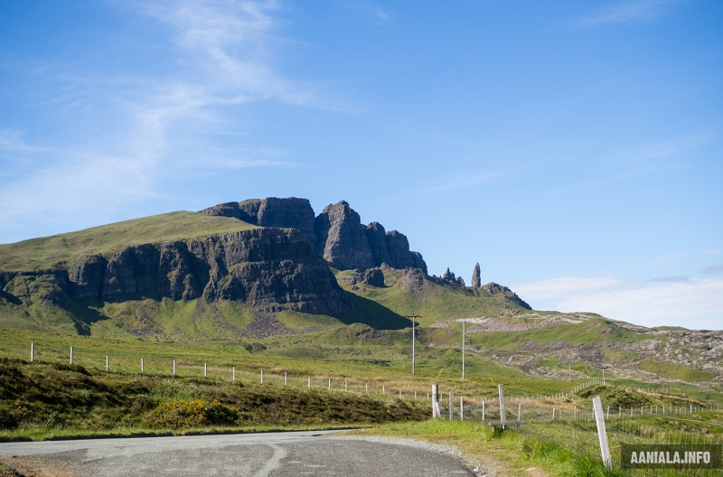 Old Man of Storr - Skotlanti