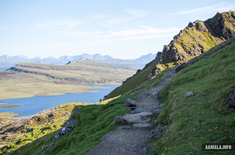 Old Man of Storr - Skotlanti