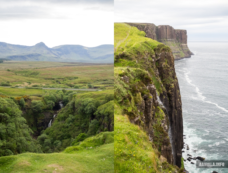 Mealt Falls - Skotlanti