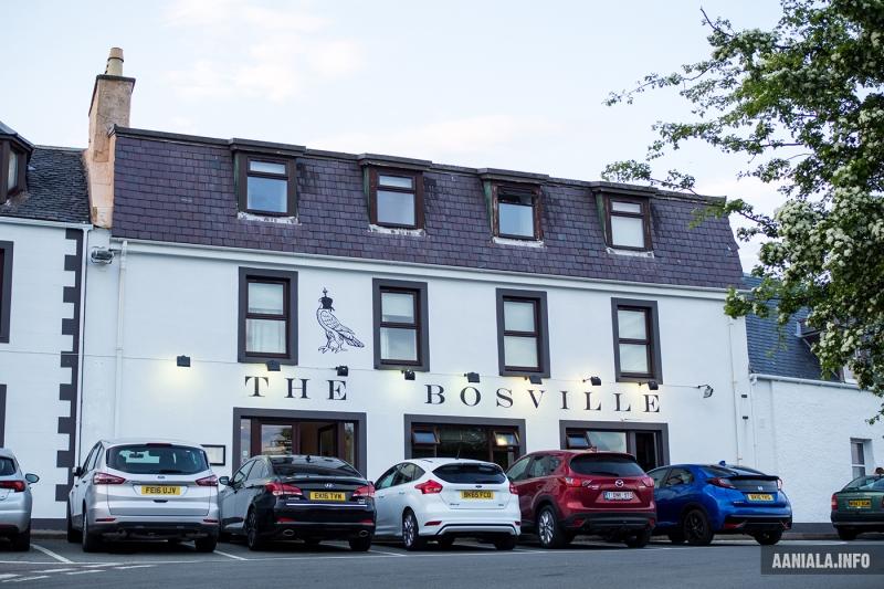 Bosville Hotel - Portree - Skotlanti