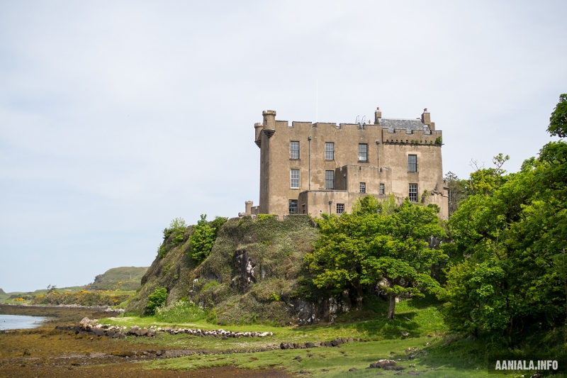 Dunvegan Castle - Skotlanti
