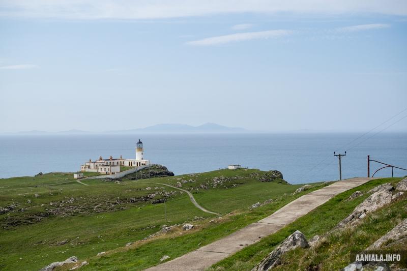 Neist Point - Skotlanti