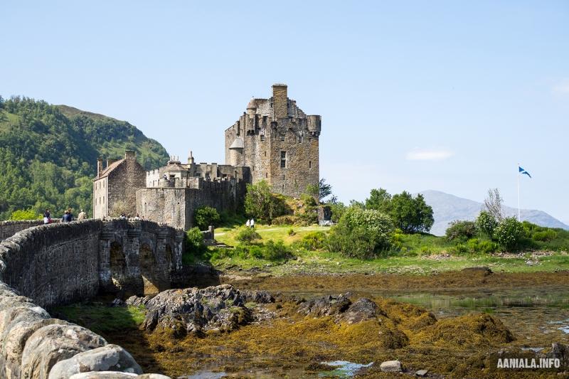 Eilean Donan Castle - Skotlanti