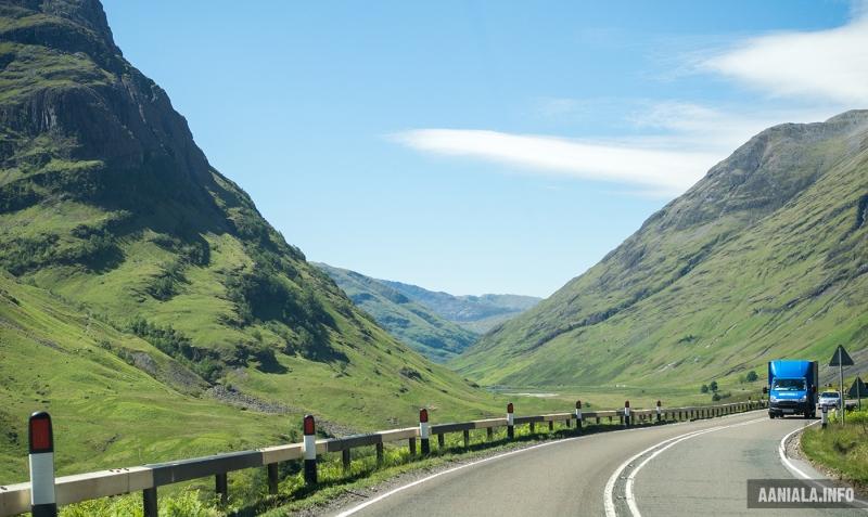 Glencoe - Skotlanti